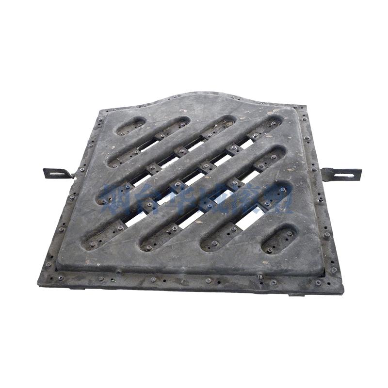 栅栏钢板模具